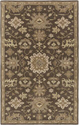 Surya Caesar Cae-1158 Chocolate Area Rug