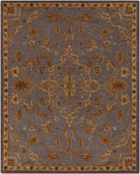 Surya Carrington CAR-1007 Elephant Gray Area Rug