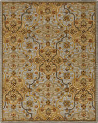 Surya Carrington CAR-1008 Slate Gray Area Rug