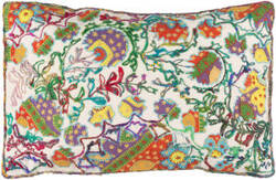 Surya Chichi Pillow Ch-001 Multi