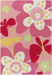 Surya Chic CHI-1007 Pink Area Rug