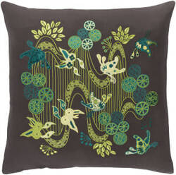 Surya Chinese River Pillow Ci-002