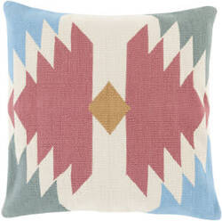 Surya Cotton Kilim Pillow Ck-007 Multi
