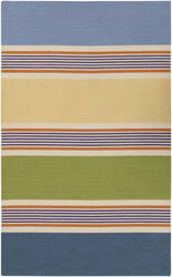 Surya Calvin CLV-1043 Mustard / Violet / Lime Area Rug