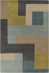 Surya Centennial CNT-1080 Midnight Green Area Rug