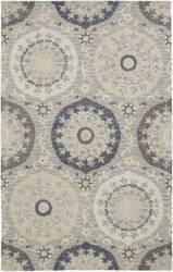 Surya Centennial Cnt-1105 Charcoal Area Rug