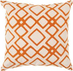 Surya Geo Diamond Pillow Com-015