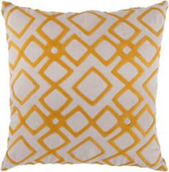 Surya Geo Diamond Pillow Com-016