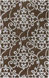 Surya Cosmopolitan Cos-8829 Chocolate Area Rug
