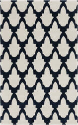 Surya Cosmopolitan COS-9159 Midnight Blue Area Rug