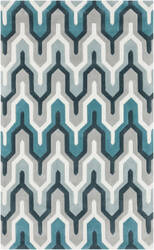 Surya Cosmopolitan COS-9175 Ice Blue Area Rug