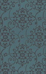 Surya Cosmopolitan COS-9202 Slate Blue Area Rug