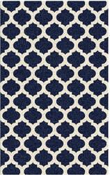 Surya Cosmopolitan COS-9226 Ivory / Blue Area Rug