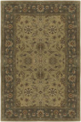 Surya Crowne CRN-6003 Gold Area Rug