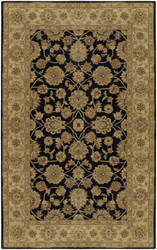 Surya Crowne CRN-6009 Charcoal Area Rug