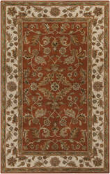 Surya Crowne CRN-6029 Coffee Bean Area Rug