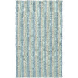 Surya Country Jutes CTJ-2023 Blue Area Rug