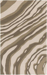 Surya Courtyard Cty-4027 Charcoal Area Rug