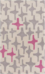 Surya Decorativa Dcr-4000 Gray Area Rug