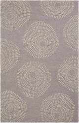 Surya Decorativa Dcr-4011 Gray Area Rug