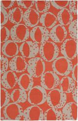 Surya Decorativa Dcr-4015 Rust Area Rug