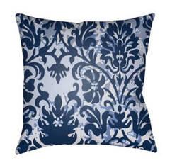 Surya Moody Damask Pillow Dk-004