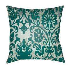 Surya Moody Damask Pillow Dk-005