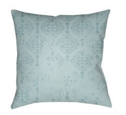 Surya Moody Damask Pillow Dk-007