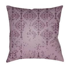 Surya Moody Damask Pillow Dk-008