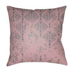 Surya Moody Damask Pillow Dk-009