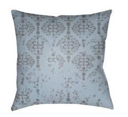 Surya Moody Damask Pillow Dk-010