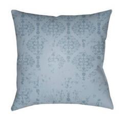 Surya Moody Damask Pillow Dk-014