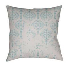 Surya Moody Damask Pillow Dk-016