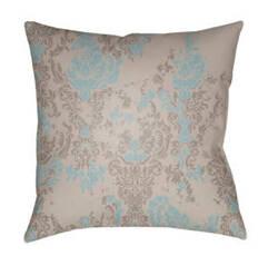Surya Moody Damask Pillow Dk-018