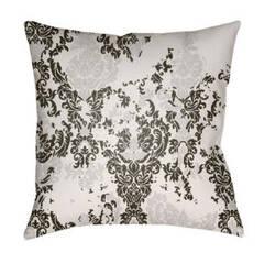 Surya Moody Damask Pillow Dk-022