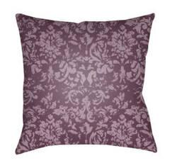Surya Moody Damask Pillow Dk-028