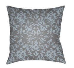 Surya Moody Damask Pillow Dk-030