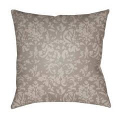 Surya Moody Damask Pillow Dk-031