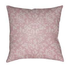 Surya Moody Damask Pillow Dk-033