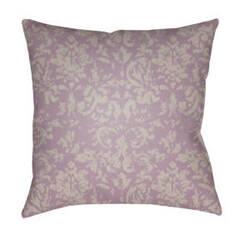 Surya Moody Damask Pillow Dk-035