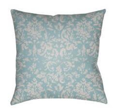 Surya Moody Damask Pillow Dk-036