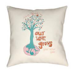 Surya Doodle Pillow Do-024