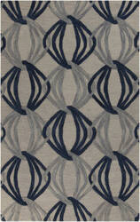 Custom Surya Dream DST-1175 Light Gray Area Rug