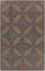 Surya Dream DST-1182 Chocolate Area Rug