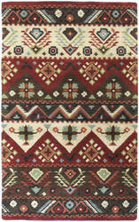 Custom Surya Dream DST-381 Brick Area Rug