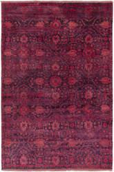 Surya Empress Ems-7014 Burgundy / Purple Area Rug