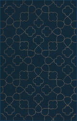 Surya Essence ESS-7668 Marine Blue Area Rug