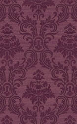 Surya Etching Etc-4979 Eggplant Area Rug