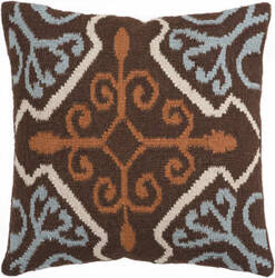Surya Pillows FA-002 Chocolate