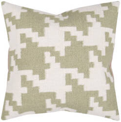 Surya Pillows FA-028 Olive/Beige